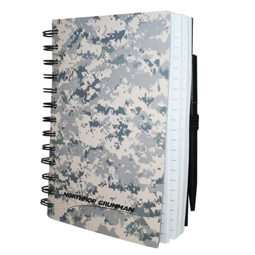 Camouflage Stationary