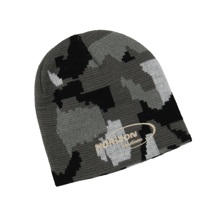 Camouflage Beanies