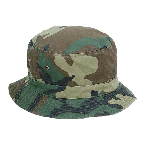 Seba International  Camouflage Bucket Hats